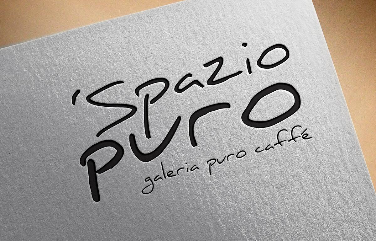 Spazio Puro - Logo | Luis Serra Freelancer