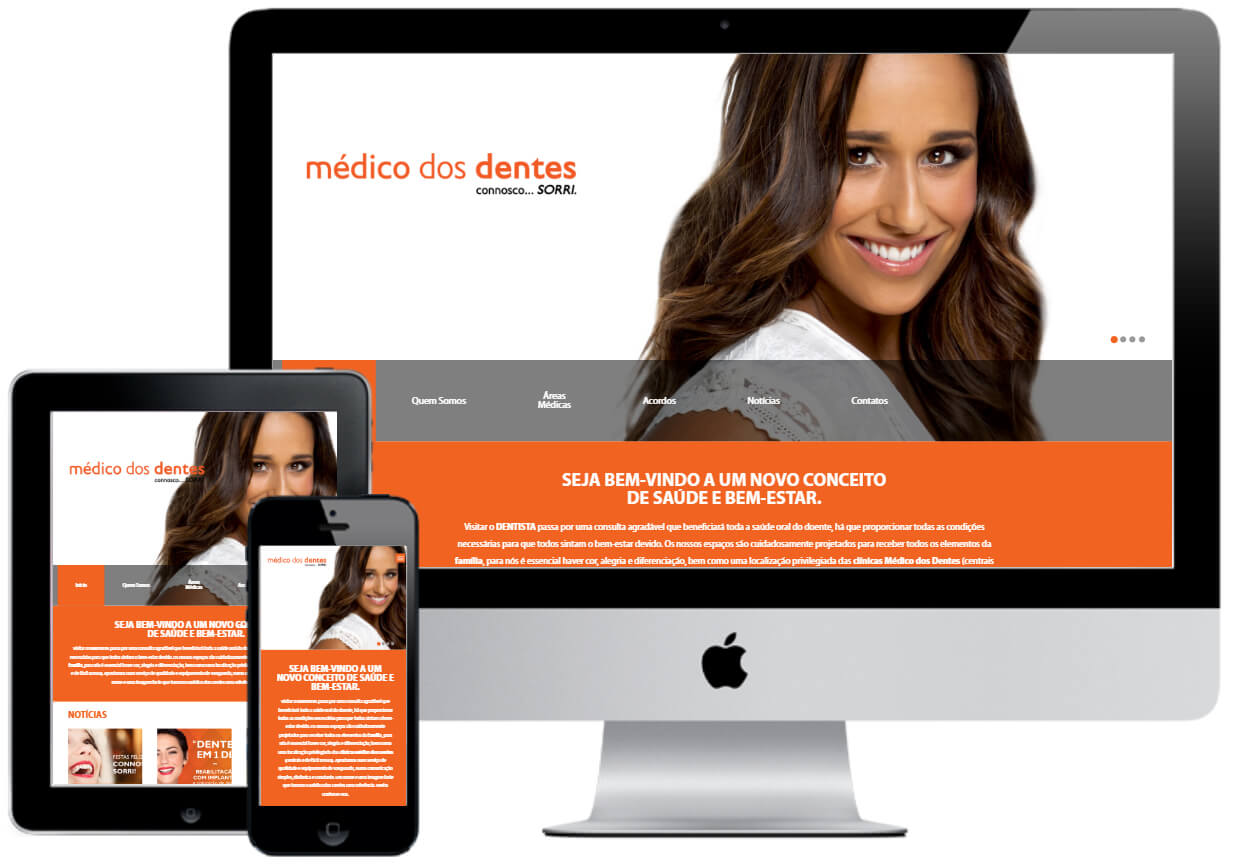 Médico dos Dentes -  | Luis Serra Freelancer