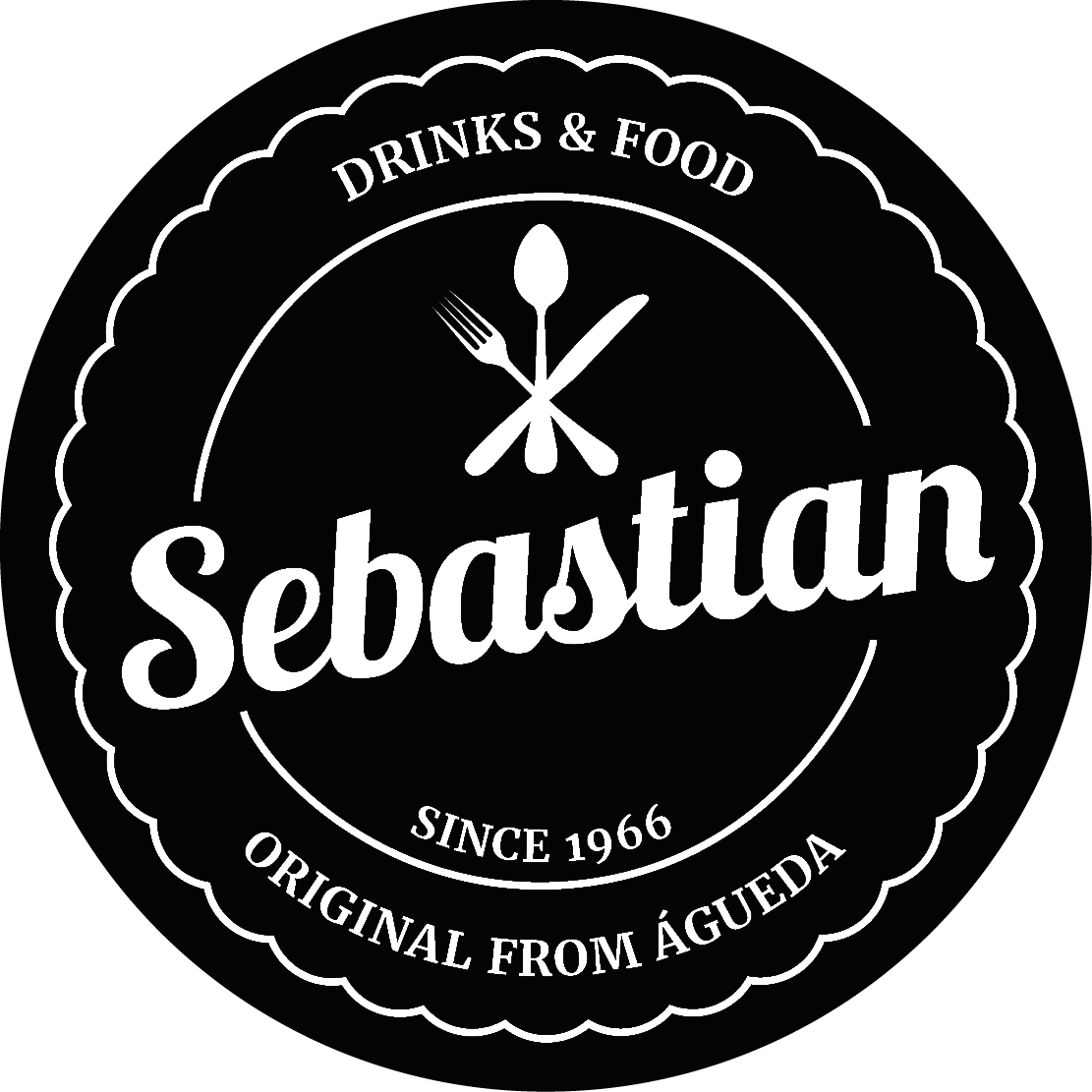Café Sebastian Bar - Logotipo | Luis Serra Freelancer