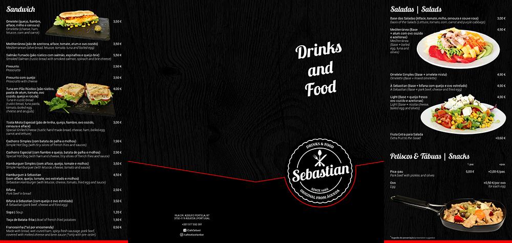 Café Sebastian Bar -    Luis Serra Freelancer
