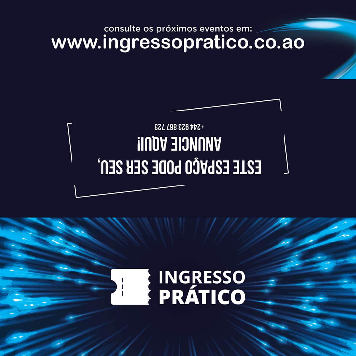 Ingresso Prático -  | Luis Serra Freelancer